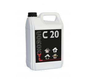 COROXYL C20 Nettoyant pour corps de chauffe - Carton de 4 x 5 litres
