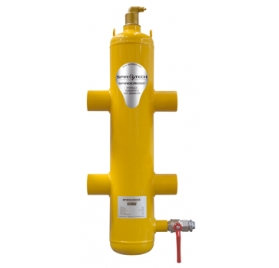 SpiroCross Standard- Répartiteur Hydraulique à séparation d'air et de boues