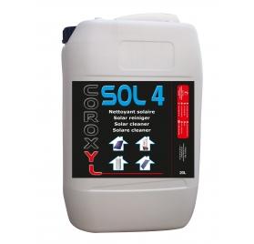 COROXYL SOL4 Nettoyant Solaire-Jerican de 20 litres